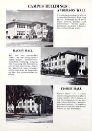 Page 10, 1952 Edition, Florida Memorial College - Arch Yearbook (Miami, FL) online yearbook collection