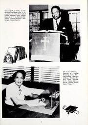 Page 13, 1952 Edition, Florida Memorial College - Arch Yearbook (Miami, FL) online yearbook collection