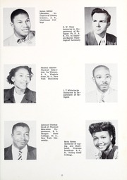 Page 15, 1952 Edition, Florida Memorial College - Arch Yearbook (Miami, FL) online yearbook collection