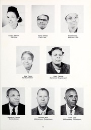 Page 17, 1952 Edition, Florida Memorial College - Arch Yearbook (Miami, FL) online yearbook collection