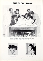 Page 10, 1953 Edition, Florida Memorial College - Arch Yearbook (Miami, FL) online yearbook collection
