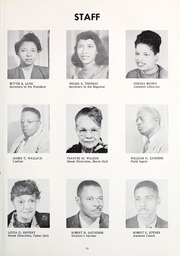 Page 17, 1953 Edition, Florida Memorial College - Arch Yearbook (Miami, FL) online yearbook collection