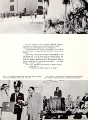 Page 12, 1956 Edition, Florida Memorial College - Arch Yearbook (Miami, FL) online yearbook collection