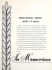 Page 13, 1956 Edition, Florida Memorial College - Arch Yearbook (Miami, FL) online yearbook collection