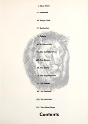 Page 7, 1956 Edition, Florida Memorial College - Arch Yearbook (Miami, FL) online yearbook collection