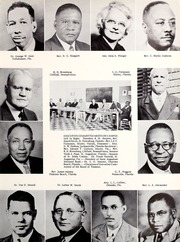 Page 9, 1956 Edition, Florida Memorial College - Arch Yearbook (Miami, FL) online yearbook collection