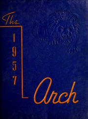 Florida Memorial College - Arch Yearbook (Miami, FL) online yearbook collection, 1957 Edition, Page 1