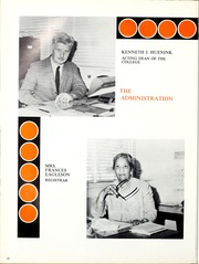 Page 14, 1966 Edition, Florida Memorial College - Arch Yearbook (Miami, FL) online yearbook collection