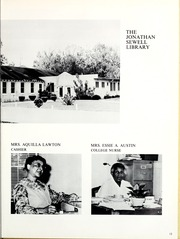 Page 17, 1966 Edition, Florida Memorial College - Arch Yearbook (Miami, FL) online yearbook collection