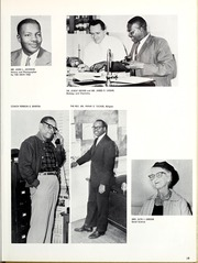 Page 23, 1966 Edition, Florida Memorial College - Arch Yearbook (Miami, FL) online yearbook collection
