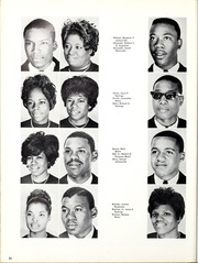 Page 30, 1966 Edition, Florida Memorial College - Arch Yearbook (Miami, FL) online yearbook collection