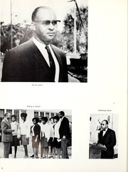 Page 10, 1967 Edition, Florida Memorial College - Arch Yearbook (Miami, FL) online yearbook collection