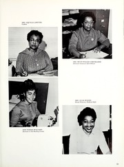 Page 17, 1967 Edition, Florida Memorial College - Arch Yearbook (Miami, FL) online yearbook collection
