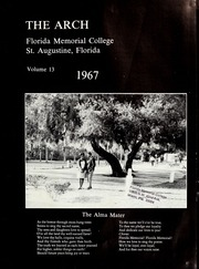 Page 5, 1967 Edition, Florida Memorial College - Arch Yearbook (Miami, FL) online yearbook collection
