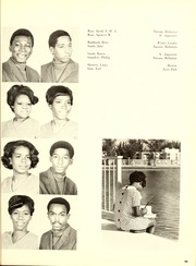 Page 101, 1970 Edition, Florida Memorial College - Arch Yearbook (Miami, FL) online yearbook collection