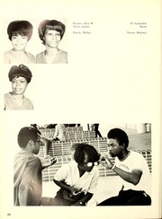Page 104, 1970 Edition, Florida Memorial College - Arch Yearbook (Miami, FL) online yearbook collection