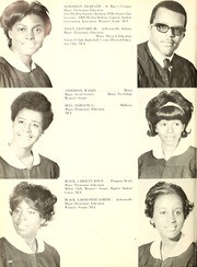 Page 106, 1970 Edition, Florida Memorial College - Arch Yearbook (Miami, FL) online yearbook collection