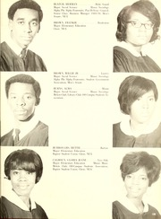 Page 107, 1970 Edition, Florida Memorial College - Arch Yearbook (Miami, FL) online yearbook collection