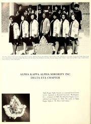 Page 126, 1970 Edition, Florida Memorial College - Arch Yearbook (Miami, FL) online yearbook collection
