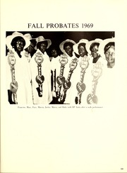 Page 133, 1970 Edition, Florida Memorial College - Arch Yearbook (Miami, FL) online yearbook collection