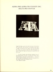 Page 135, 1970 Edition, Florida Memorial College - Arch Yearbook (Miami, FL) online yearbook collection