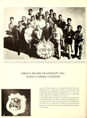 Page 140, 1970 Edition, Florida Memorial College - Arch Yearbook (Miami, FL) online yearbook collection