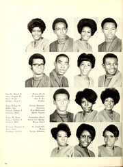 Page 96, 1970 Edition, Florida Memorial College - Arch Yearbook (Miami, FL) online yearbook collection