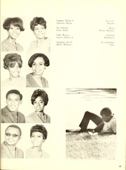 Page 99, 1970 Edition, Florida Memorial College - Arch Yearbook (Miami, FL) online yearbook collection
