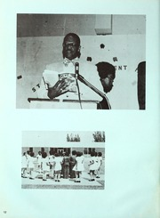 Page 16, 1974 Edition, Florida Memorial College - Arch Yearbook (Miami, FL) online yearbook collection