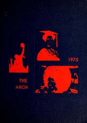 Florida Memorial College - Arch Yearbook (Miami, FL) online yearbook collection, 1975 Edition, Page 1