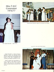 Page 14, 1977 Edition, Florida Memorial College - Arch Yearbook (Miami, FL) online yearbook collection
