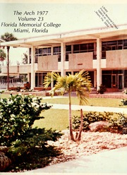 Page 5, 1977 Edition, Florida Memorial College - Arch Yearbook (Miami, FL) online yearbook collection