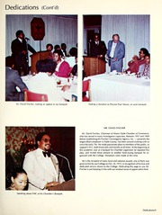 Page 9, 1977 Edition, Florida Memorial College - Arch Yearbook (Miami, FL) online yearbook collection