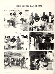Page 150, 1981 Edition, Florida Memorial College - Arch Yearbook (Miami, FL) online yearbook collection