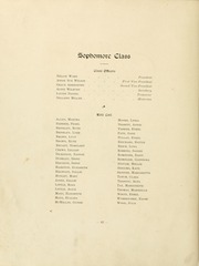 Page 66, 1906 Edition, Salem College - Sights and Insights Yearbook (Winston-Salem, NC) online yearbook collection