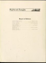 Page 14, 1916 Edition, Salem College - Sights and Insights Yearbook (Winston-Salem, NC) online yearbook collection