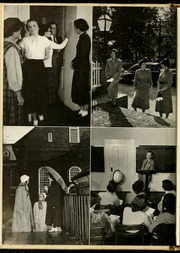 Page 14, 1951 Edition, Salem College - Sights and Insights Yearbook (Winston-Salem, NC) online yearbook collection
