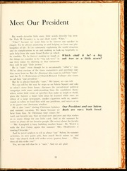 Page 15, 1953 Edition, Salem College - Sights and Insights Yearbook (Winston-Salem, NC) online yearbook collection