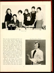 Page 13, 1957 Edition, Salem College - Sights and Insights Yearbook (Winston-Salem, NC) online yearbook collection