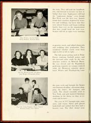 Page 14, 1957 Edition, Salem College - Sights and Insights Yearbook (Winston-Salem, NC) online yearbook collection