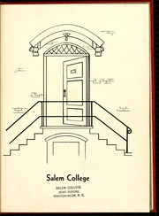 Page 5, 1957 Edition, Salem College - Sights and Insights Yearbook (Winston-Salem, NC) online yearbook collection