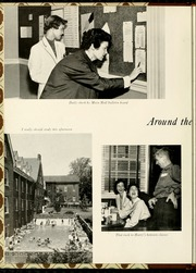Page 10, 1958 Edition, Salem College - Sights and Insights Yearbook (Winston-Salem, NC) online yearbook collection