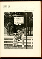Page 5, 1958 Edition, Salem College - Sights and Insights Yearbook (Winston-Salem, NC) online yearbook collection