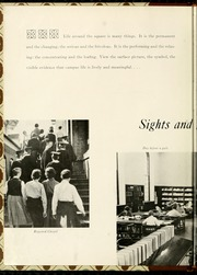 Page 8, 1958 Edition, Salem College - Sights and Insights Yearbook (Winston-Salem, NC) online yearbook collection