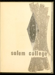Page 3, 1959 Edition, Salem College - Sights and Insights Yearbook (Winston-Salem, NC) online yearbook collection
