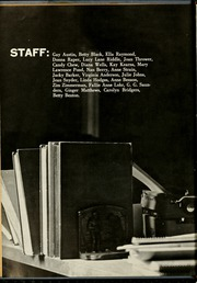 Page 8, 1963 Edition, Salem College - Sights and Insights Yearbook (Winston-Salem, NC) online yearbook collection