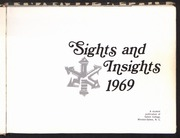 Page 5, 1969 Edition, Salem College - Sights and Insights Yearbook (Winston-Salem, NC) online yearbook collection