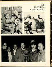 Page 15, 1978 Edition, Salem College - Sights and Insights Yearbook (Winston-Salem, NC) online yearbook collection