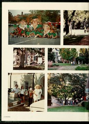 Page 6, 1987 Edition, Salem College - Sights and Insights Yearbook (Winston-Salem, NC) online yearbook collection