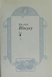 Page 11, 1924 Edition, Creighton University - Bluejay Yearbook (Omaha, NE) online yearbook collection